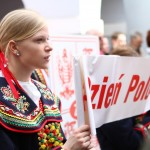 Dzień Polonii i Polaków za Granicą, świąteczny pochód w Wilnie.