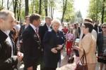Prezydent na Dożynkach w Solecznikach (fot. Henryk Mażul)