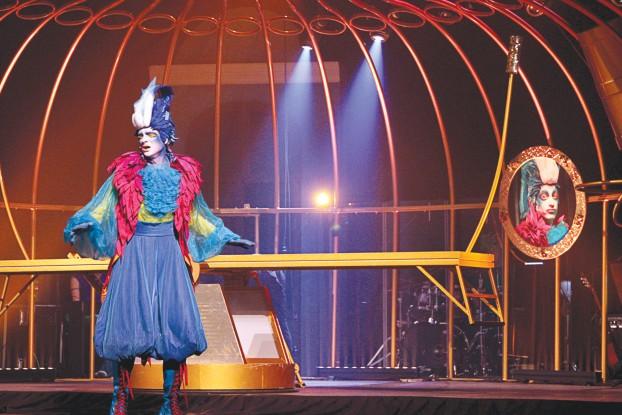 Scena ze spektaklu (fot. Marian Paluszkiewicz)