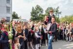 """Głos tradycyjnego dzwonka oznajmił o początku roku szkolnego w """"Syrokomlówce"""""""
