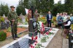 cmentarz Bartkiszki na Ziemi Smołweńskiej. Turmont